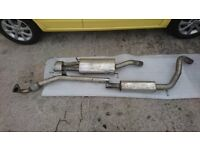 Miltek Exhaust from Seat Ibiza 1.9 TDi Cupra PD160