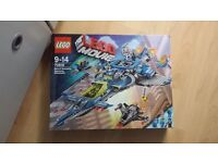 LEGO Movie 70816 Benny's Spaceship NEW RRP £85