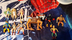 Vintage He Man / She Ra and the Masters of Universe lot