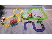 2 ELC Happy Street Train Sets with Figures (£20 ONO)