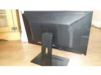 Used, good working order - Dell E2009wt 20inch wide screen LCD Monitor