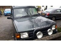 Land Rover discovery petrol gas conversion