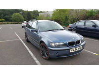 BMW 318i touring 2004year 2L petrol