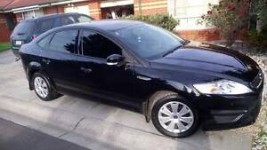 2011 Ford Mondeo MC LX PwrShift TDCi Black 6 Speed Sports Automat Keilor Downs Brimbank Area Preview