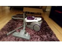Russell Hobbs compact cyclonic hoover with attachments