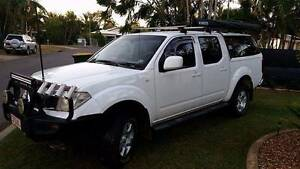 2010 Nissan Navara Ute Rosebery Palmerston Area Preview