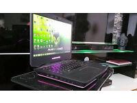 Alienware I7 4700MQ Gaming Laptop 16GB RAM , 1TB SSD
