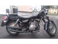 Lifan 250 motorbike great bike
