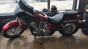 2008 Honda Shadow Aero 750CC with only 2000kms!
