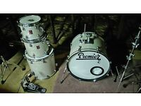 vintage 4 piece premier drum kit