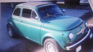 Fiat 500 - 1973 **** Look Abarth****