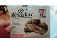 WinterTrax Shoe Grippers