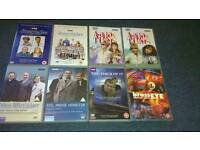 Bundle of 24 DVDs - fantastic condition - £10 for the lot (24 DVDs)
