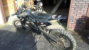 2010 & 2007 GIO 250cc Four Stroke Dirt Bikes / Trade