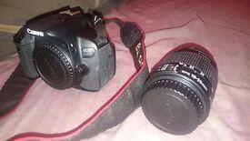 Canon EOS 650D Camera