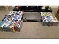 Panasonic Video Player and childrens video bundle