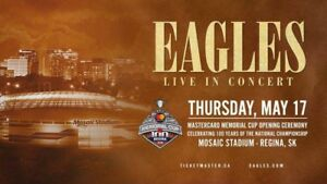 Eagle tickets
