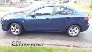 """Mazda 3 NEW """"NEO"""" 2011 Dark Blue - 2011 Mazda Mazda3 Sedan Croydon Maroondah Area Preview"""