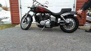 Honda shadow spirit 750 2005