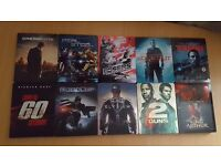 VARIOUS BLU RAY STEELBOOKS (5.00 EACH)