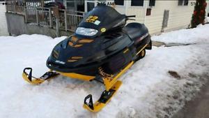 809 triple drag sled