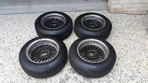 SSR Fins Full Set- 2*14x7 & 2x14x8 Old School JDM Wheels- 4x114.3 Goodna Ipswich City Preview