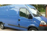man with van experienced and reliable service provider short notice work welcome free quotes