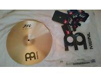 "Meinl M Series 16"" Heavy Crash Cymbal - BRAND NEW! (Zildjian, Sabian, Paiste, Istanbul)"