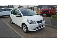 SEAT Mii 1.0 SE 3dr (SAT NAV, BLUETOOTH, AIR CON) LIKE VW UP! + SKODA CITYGO.