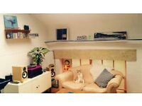 3 week sublet in spacious live-work space *NOW LOWERED TO £500*