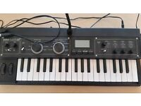 MicroKorg xl plus synth, barely used. £300, comes with mic, adapter and usb connector.