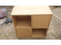beech lounge unit good condition only £5.00