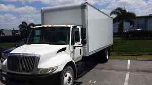 5 Ton Stright truck with work for sale
