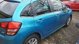 CITROEN C3 FULL YEAR MOT GREAT CONDITION LOW MILES (EXCLUSIVE OFFER £3500 ONLY THIS WEEK £500 OFF)