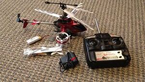 F+ Series Remote Control Helicopter