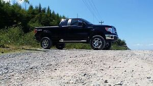 2009 Ford F-150 Lariat Lifted
