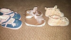 Size 3 Infant Girl Shoes