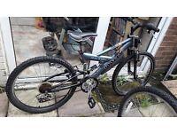 Raleigh max Junior mountain bike