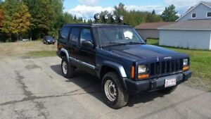1998 jeep cherokee xj for parts