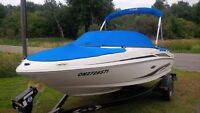 2012 Sea Ray 175 sport 100hrs