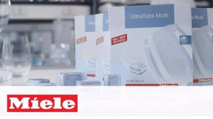 Miele Dishwasher Tablets (brand new)