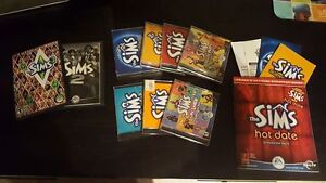 Sims Collection + Strategy Guide