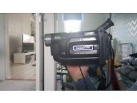 Jvc tape camcorder