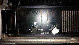 Power Amplifier - Lab Gruppen LAB 1000 (350W - 675W)