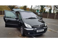 CITROEN XSARA PICASSO 2.0 HDI 2005 EXCLUSIVE MANUAL LOVELY FAMILY CAR