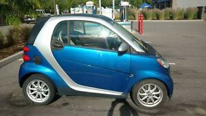 2009 Smart Fortwo Passion Low Km's