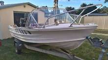 Quintrex Fishabout Mk2 Sussex Inlet Shoalhaven Area Preview