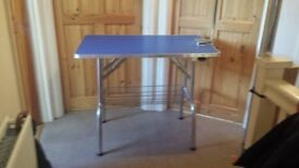 """38"""" Emperor Grooming Table with Grooming Arm"""