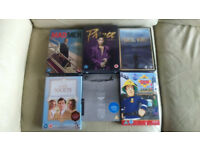 DVD'S -All brand new sealed prices vary