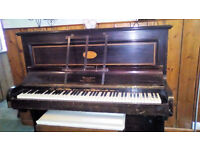 Benedict upright piano free to good home